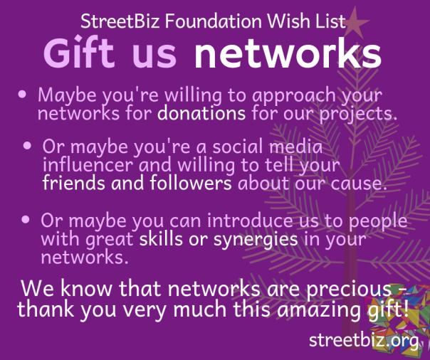 SB wish list_NETWORKS